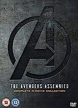 Avengers 1-4 Complete Boxset [DVD] [2019]