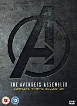 Avengers 1-4 Complete 2019