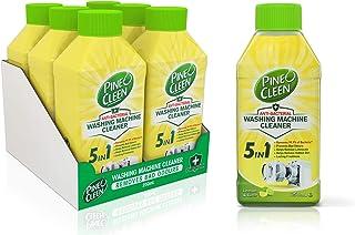 Pine O Cleen Washing Machine Cleaner, Pack of 6 x 250ml, Lemon and Lime