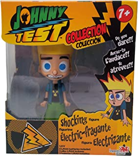 Johnny Test Shocking Dare Devil