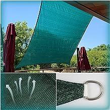 PENGFEI schaduwdoek Sunblock schaduwnet, outdoor decoratie 95% UV-bescherming Sunblock tinten doek, schaduwnetten voor pla...