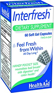 HealthAid Interfresh - 60 Capsules
