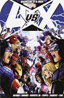 Michael Bendis, B: Avengers Vs. X-men