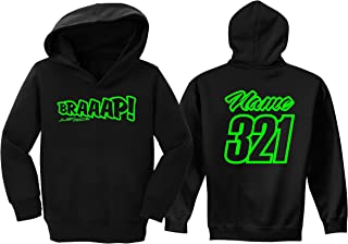 personalized hoodies for toddlers
