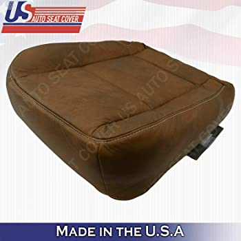 2011-2012 Ford F-250 F-350 King Ranch Passenger Side Bottom Leather Seat Cover