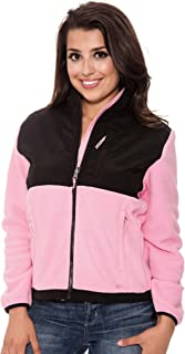 9 Crowns TR Women's Sport Fleece Jacket Essentials