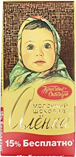 Imported Russian Milk Chocolate