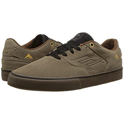Emerica The Reynolds Low Vulc (Olive/Black/Gum) Men