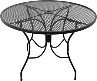 Best round mesh patio table Reviews