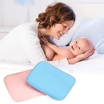 Cuscino Neonato 3 in 1 per Allattamento Anti Soffoco e