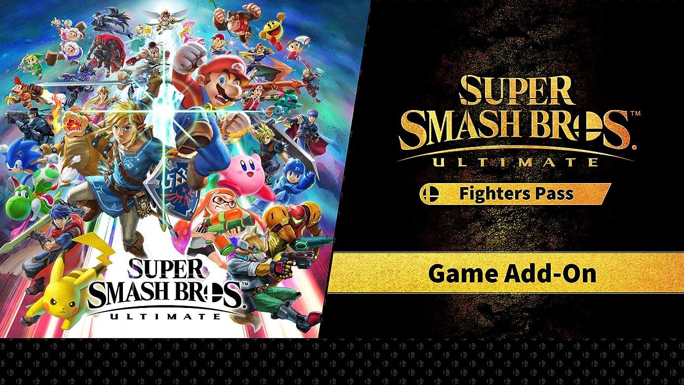 Super Smash Bros. Ultimate + Super Smash Bros. Ultimate Fighter Pass Bundle -  [Digital Code]