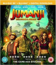 Jumanji: Welcome To The Jungle 2017