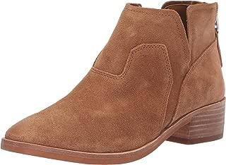 saddle booties