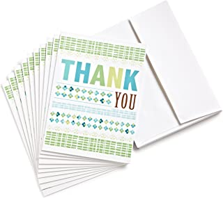 Amazon.com $25 Gift Cards, Pack of 10 with Greeting Cards (Thank You Design)