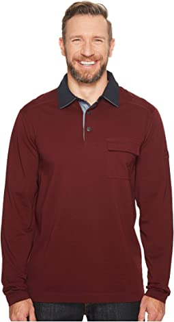 Nautica Big & Tall - Big & Tall Long Sleeve Shipman w/ Pocket