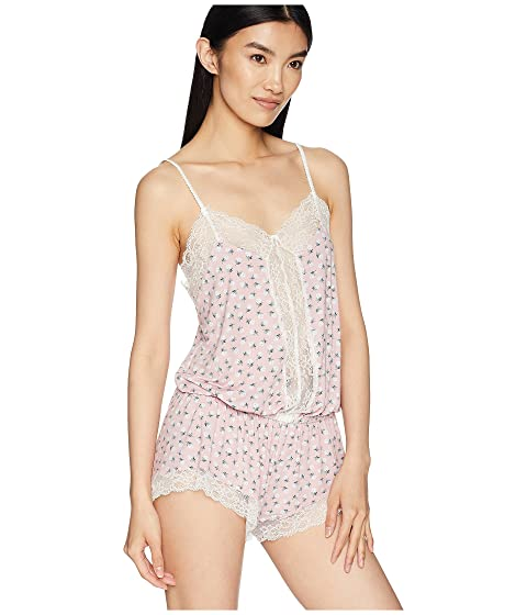 2d1c39565c3 Eberjey Petite Fleur - The Dreamer Teddy at Zappos.com