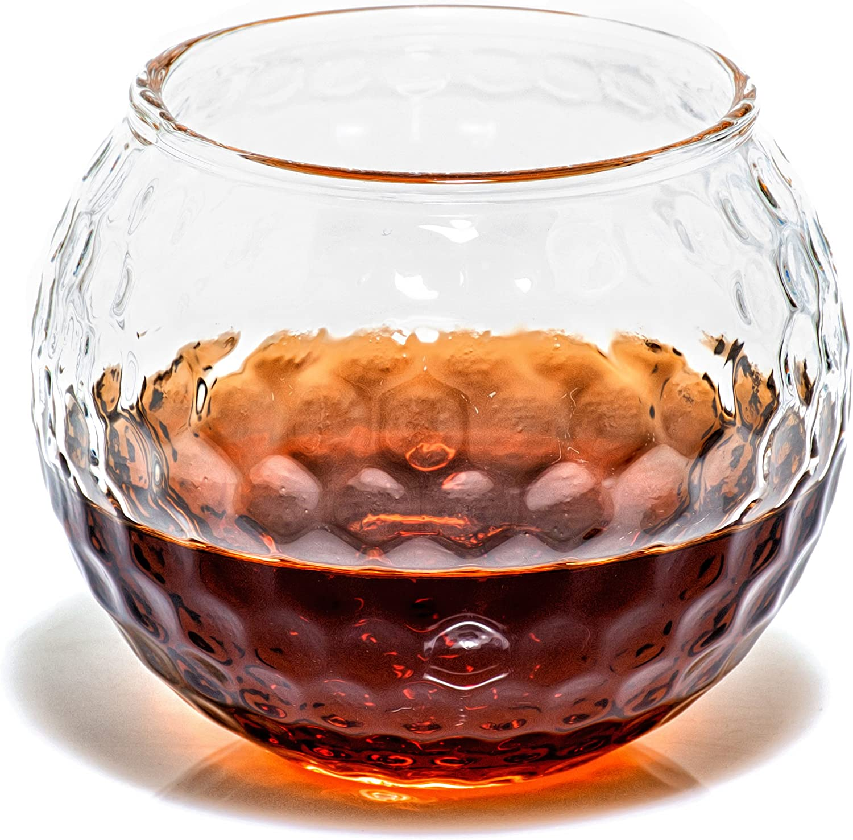 Golf Whiskey Glasses – Rocks Glass Rum Max 44% OFF for Gl Wine Scotch supreme