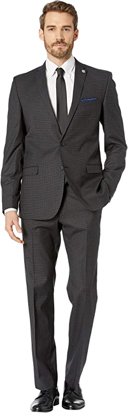 Mercury Madness Check Suit