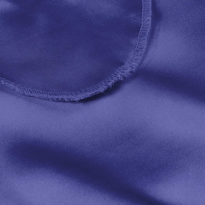JPOQW Satin Silk Pajamas Nightdress Bathrobe Robes Underwear Sleepwear Shorts Long Pants Nightgown Lace Camisole 3PC Sleepwear Set