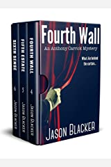 Anthony Carrick Hardboiled Murder Mysteries: Box Set (Books 4 - 6) Kindle Edition