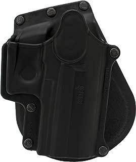 Fobus HK1 Standard Hoslter for H&K USP 9mm & .40 Full Size & 9mm .40 & .45 Compact, Ruger SR40, SR9 & SR9C, Walther PPS M2 9mm, Right Hand Paddle