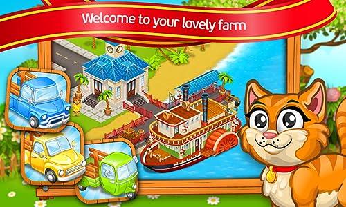 『Farm Town: villa for friends』の5枚目の画像