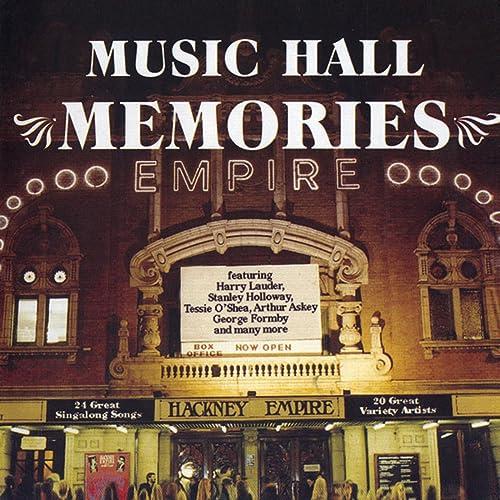 Music Hall Memories: 24 Great Singalong Favourites