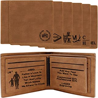 Best personalized rfid wallet Reviews