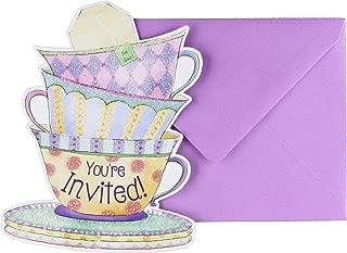 Amscan 490140 Invitations, One Size, Multicolor