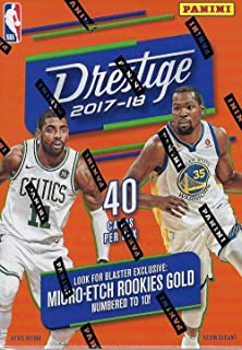 2017/18 Panini Prestige NBA Basketball BLASTER box (8 pk)