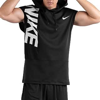 Men's Dry Hooded Sleeveless Training Hoodie 2.0