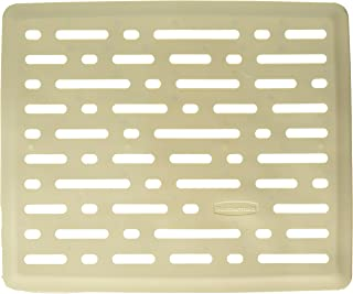 rubbermaid sink protector bisque