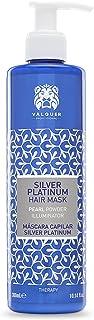 Válquer Profesional Mascarilla Silver Platinum. Sin sulfatos, sin sal, sin parabenos. Matizador cabello. Cabellos teñidos ...