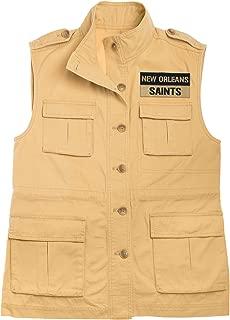 Littlearth NFL Women's Military Vest,