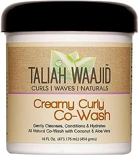 Taliah Waajid Creamy Curly Cowash, 16 Ounce