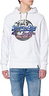 Superdry Men's VL ITAGO UB Hooded Sweatshirt