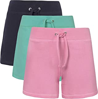 b0726c8abb28 Label your Love Womens Colourful Jesey Cotton Hot Pant Summer Shorts