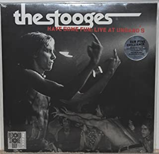 the stooges have some fun live at ungano's