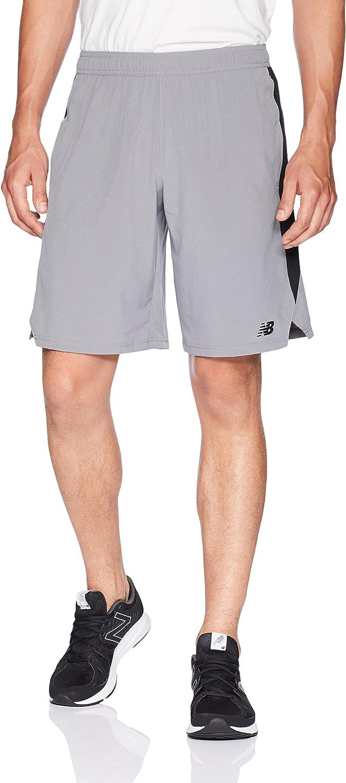 New Balance Men's Woven Short Free shipping on posting reviews Tenacity Oklahoma City Mall