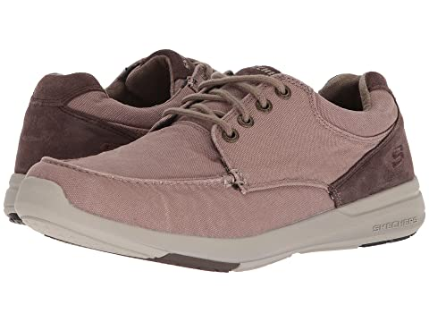 Skechers Relaxed Fit Elent ... Arven Men's Boat Shoes ibZEKBOS