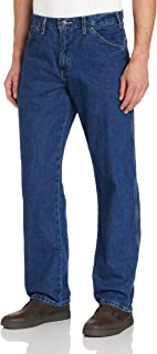 Dickies Men's Relaxed Straight-Fit Carpenter Jean