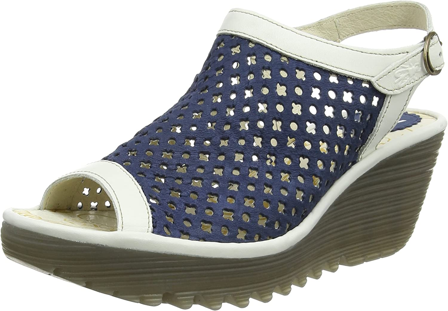 FLY London Damen Damen Damen Yuti734fly Wedge Sandal  e63adf