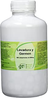 GHF 006390021 - Complemento Alimenticio Levadura