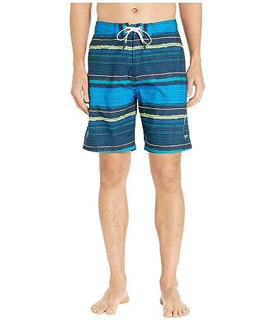 Speedo Borderline Boardshorts 20 (Blue/Green) Men