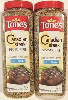 Best tones canadian steak seasoning marinade Reviews