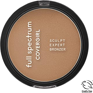 Covergirl Full Spectrum Sculpt Expert, Bronzer Sunlight, 0.39 Ounce