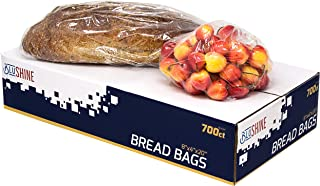 Best plastic bread bags bulk Reviews