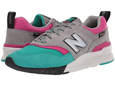 New Balance Classics 997H (Marblehead/Verdite Synthetic/Textile) Men