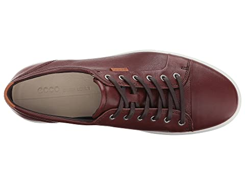 NavyWhisky BrownDark ShadowLicoriceMagnetMahoganyTrue 7 Sneaker Black Soft ECCO LionCocoa TvwqT6A