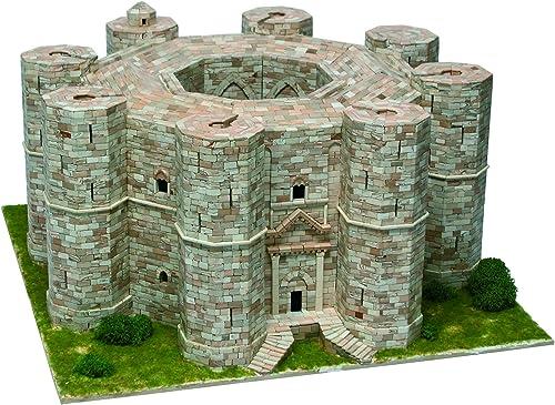 Asiatische aedes1008  26 7  Del Monte Castle Model Kit